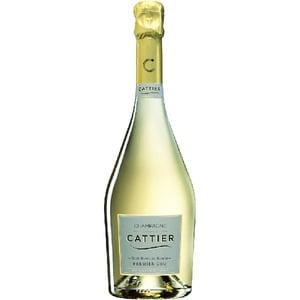 Sampanie alba Cattier Brut Blanc De Blancs Premier CRU, 0.75L