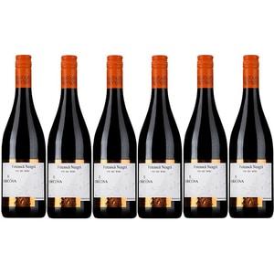 Vin rosu sec Cramele Cricova Orasul Subteran Feteasca neagra, 0.75L, 6 sticle