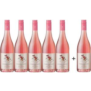Vin rose sec PAUL MAS ARROGANT Frog Tutti Frutti, 0.75L, 5+1 sticle