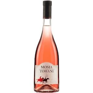 Vin rose demisec Mosia de la Tohani Rose, 0.75L