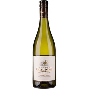 Vin alb sec Paul Mas Chardonnay, 0.75L