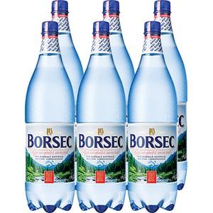 Apa minerala BORSEC bax 1.5L x 6 sticle