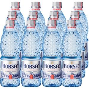 Apa plata BORSEC bax 0.5L x 12 sticle