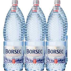 Apa plata BORSEC bax 2L x 6 sticle