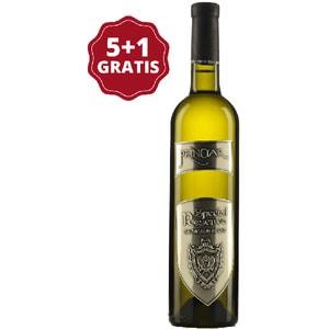 Vin alb sec Tohani Princiar Special Reserve Sauvignon Blanc, 0.75L, 5+1 stIcle