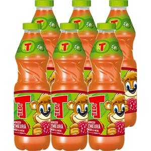 Bautura racoritoare pentru copii TEDI Morcov-Mar-Zmeura bax 0.9L x 6 sticle