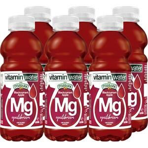 Apa cu vitamine TYMBARK Blackurrant Apple MG bax 0.6L x 6 sticle
