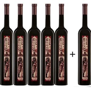 Vin rosu sec Oprisor Vestitor de Oprisor, 1.5L, 5+1 sticle
