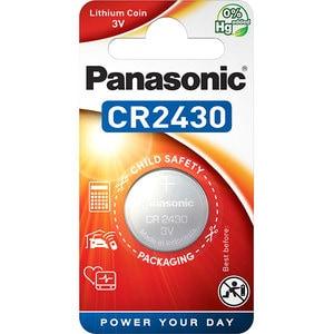 Baterie PANASONIC Lithium Coin CR-2430EL