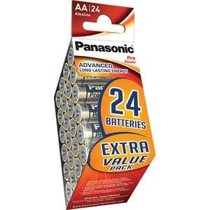 Baterii PANASONIC Pro Power Alkaline LR6/AA, 24 bucati