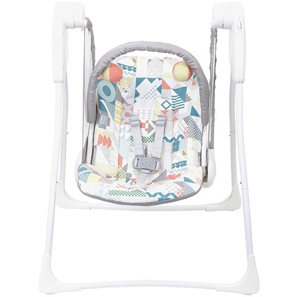 Balansoar GRACO Baby Delight Paintbox G1H95PTWEU, 0 luni+, multicolor