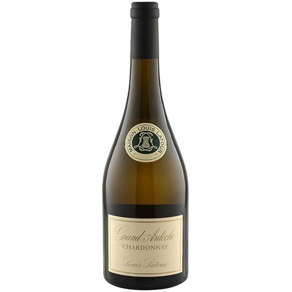 Vin alb sec LouisLatour Grand Ardeche Chardo, 0.75L