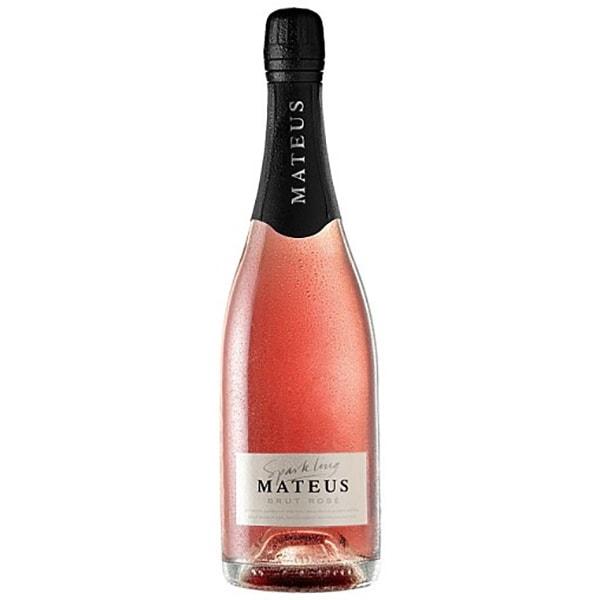 Vin spumant Mateus Sparkling Brut, 0.75L