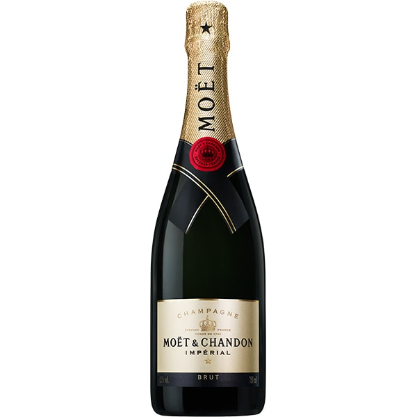 Sampanie alba MOET CHANDON Brut Imperial, 0.75L