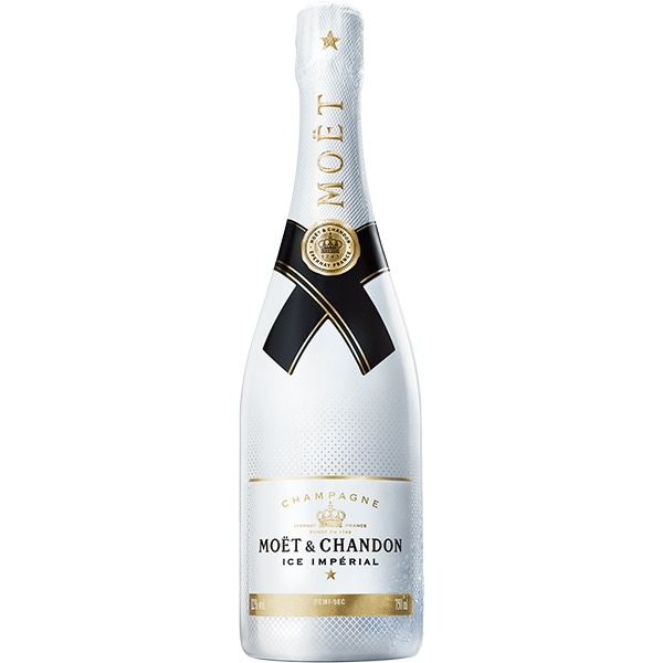Sampanie alba MOET CHANDON Ice Imperial, 0.75L