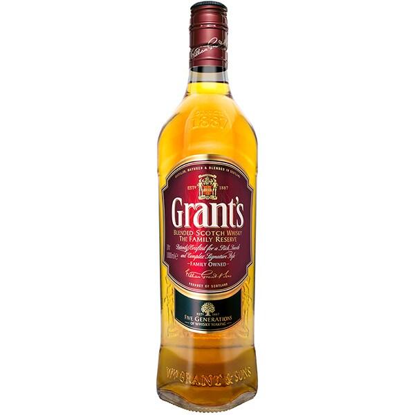 Whisky Grant's Triple Wood, 1L