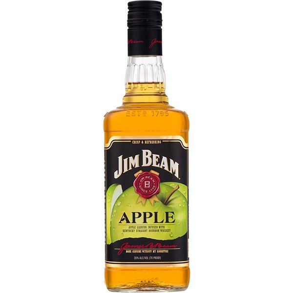 Whisky Jim Beam Apple, 0.7L