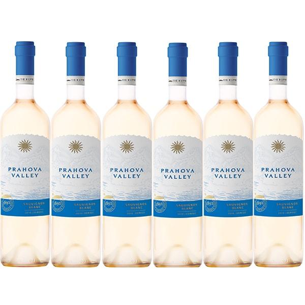Vin alb desec Iconic Estate Prahova Valley Sauvignon Blanc, 0.75L, 6 sticle