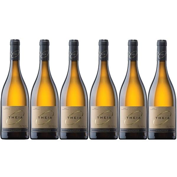 Vin rosu sec ICONIC ESTATE Theia Chardonnay, 0.75L, 6 sticle