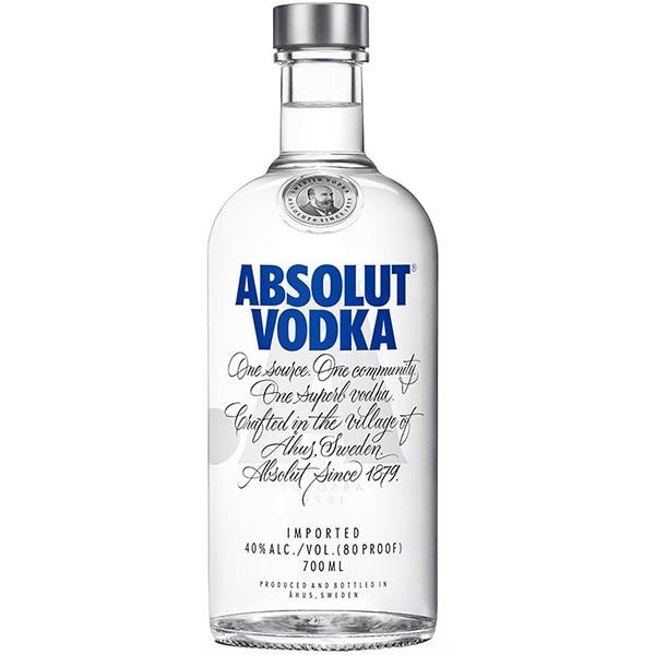 Vodka Absolut, 0.7L