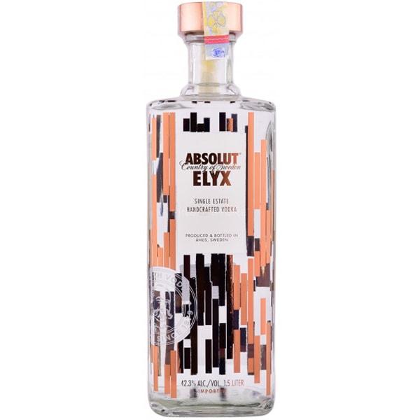 Vodka Absolut Elyx, 1.5L