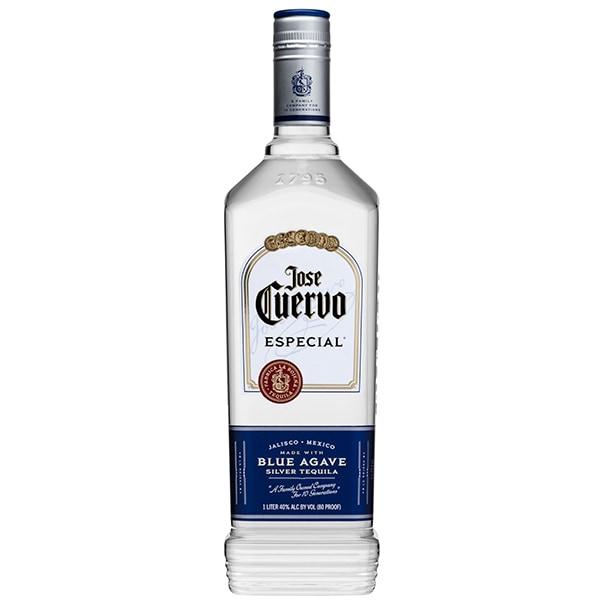 Tequila Jose Cuervo Especial Silver, 1L