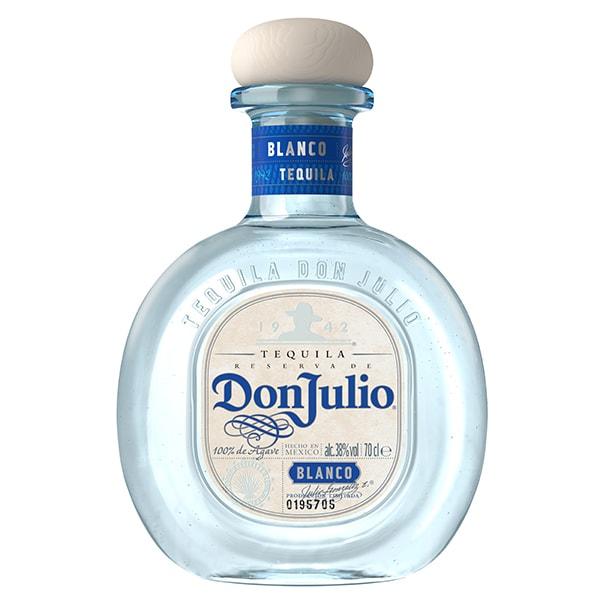 Tequila Don Julio Blanco, 0.7L