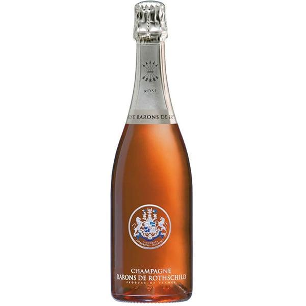 Sampanie rose Barons de Rothschild, 0.75L