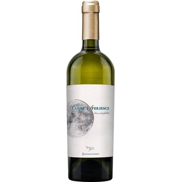 Vin alb sec Domeniul Bogdan Cuvee Experience, 0.75L