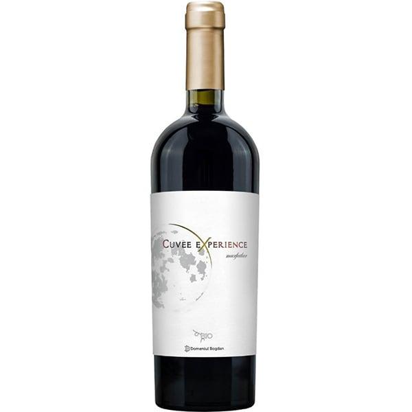 Vin rosu sec DOMENIUL BOGDAN CUVEE EXPERIENCE, 0.75L