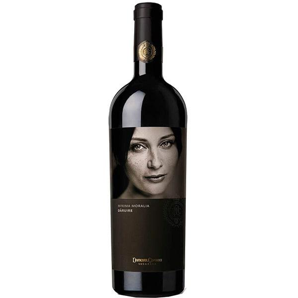 Vin rosu sec Domeniul Coroanei Segarcea Minima Moralia Daruire, 0.75L