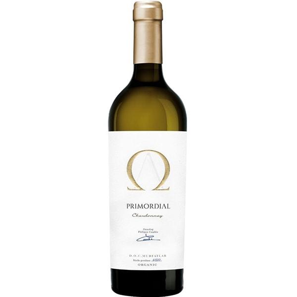 Vin alb sec Domeniul Bogdan Primordial Chardonnay, 0.75L