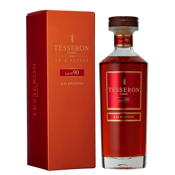 Cognac Tesseron Lot 90, 0.7L