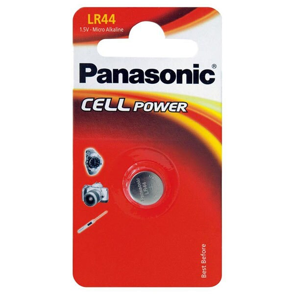 Baterie PANASONIC Micro Alkaline LR44