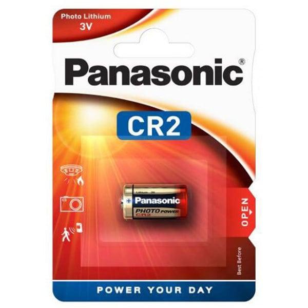 Baterie PANASONIC Photo Lithium CR-2