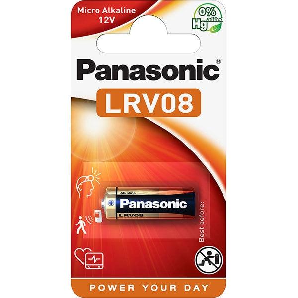 Baterie PANASONIC Micro Alkaline LRV08