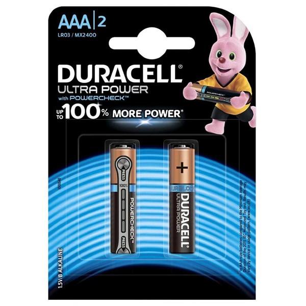 Baterii DURACELL AAAK2 Ultra Max, 2 bucati