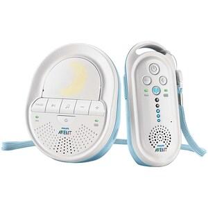 Monitor audio digital PHILIPS AVENT SCD505/00, alb-bleu