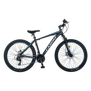 """Bicicleta de munte CARPAT C2799A, 27.5"""", cadru aluminiu, negru-albastru"""