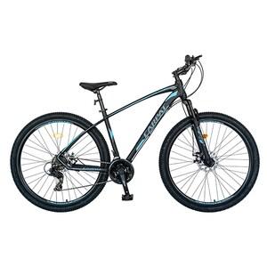 """Bicicleta de munte CARPAT C2957C, 29"""", cadru aluminiu, negru-albastru"""