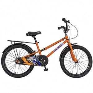 "Bicicleta pentru copii JUNIOR J2001B, 20"", portocaliu"