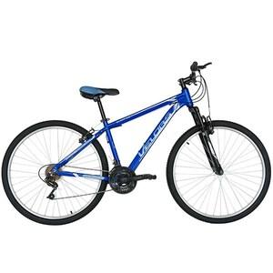 """Bicicleta Mountain Bike-HT VELORS Scorpion V2971A, 29"""", cadru aluminiu, albastru-gri"""