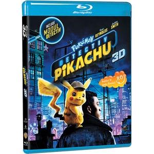 Pokémon Detectiv Pikachu Blu-ray 3D