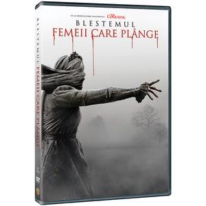 Blestemul femeii care plange Blu-ray