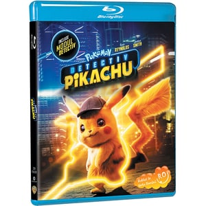 Pokémon Detectiv Pikachu Blu-ray