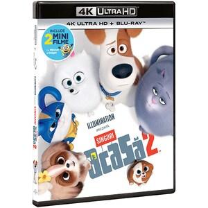 Singuri acasa 2 4K + Blu-ray