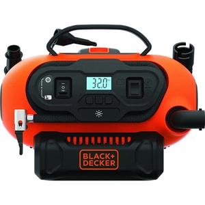 Compresor auto BLACK & DECKER BDCINF18NQS, 11bar, 12V, Display