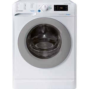 Masina de spalat rufe frontala cu uscator INDESIT BDE 961483X WS EU N, 9/6 kg, 1400rpm, Clasa A, alb