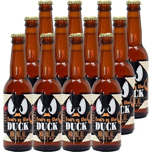 Bere artizanala Planbeer Fear of the duck bax 0.33L x 12 sticle