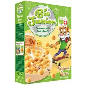 Cereale bulgarasi miere BIO BIO JUNIOR, 250g